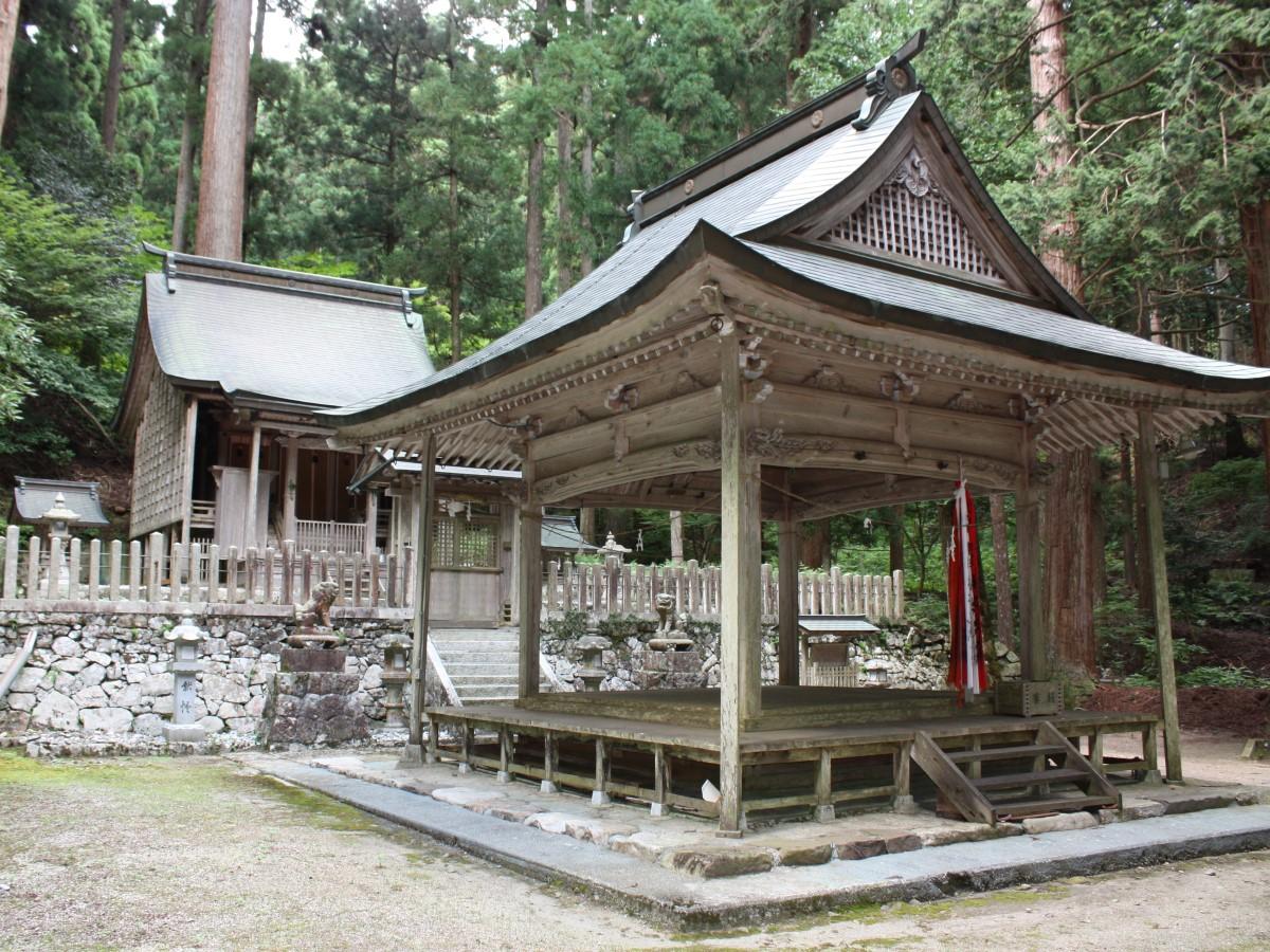 大皇器地祖神社(おおきみきじそじんじゃ)