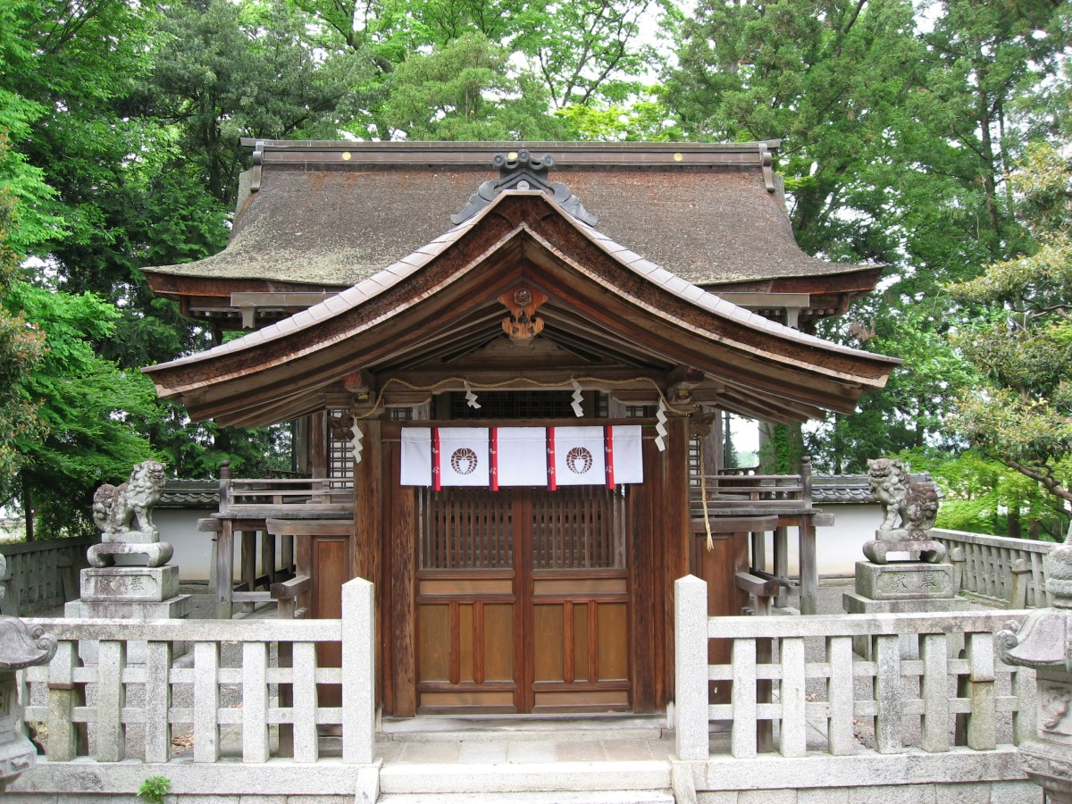 春日神社(山之神)