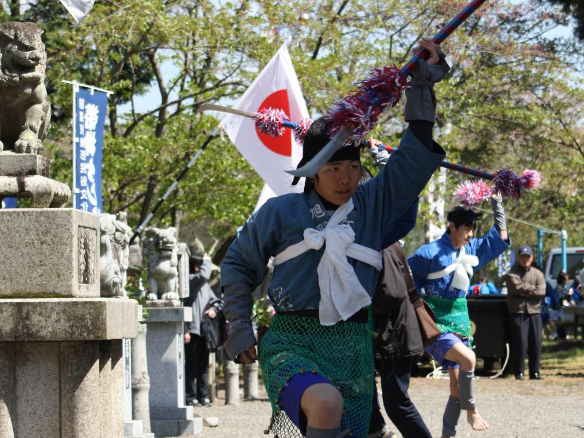 ケンケトまつり(帯掛祭)