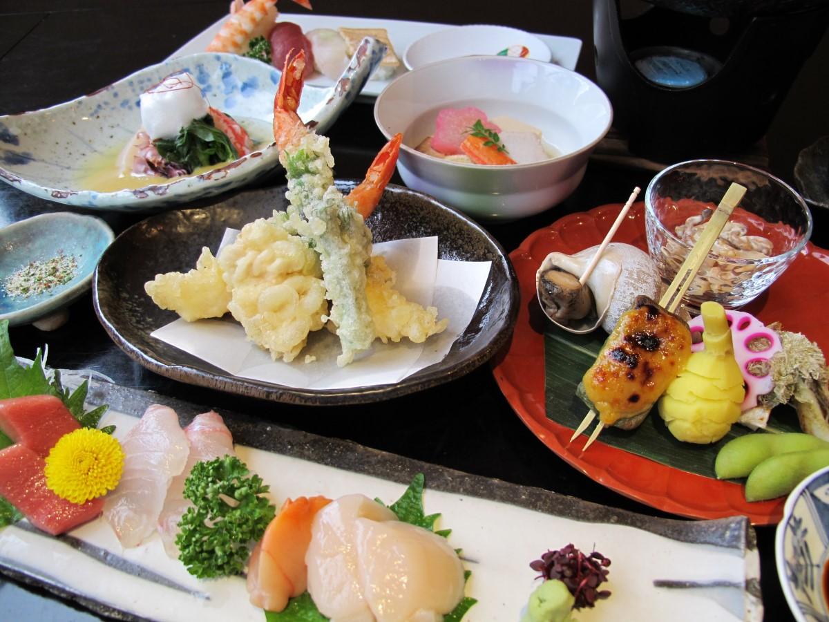 日本料理 魚繁大王殿
