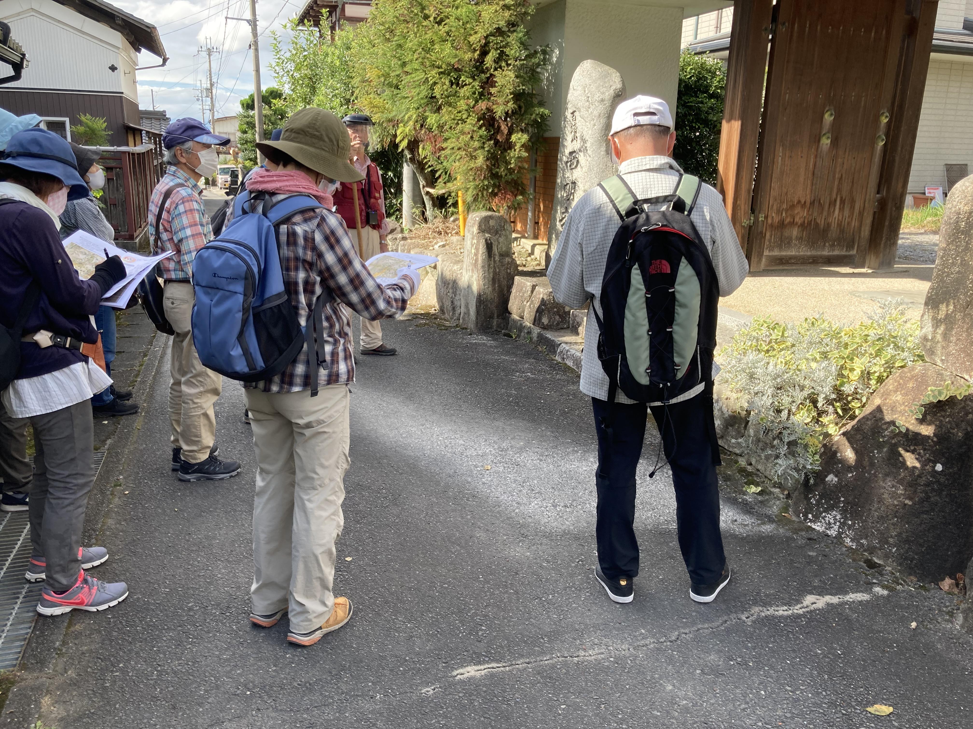 10/10百済寺郷 北坂村の今昔の巻