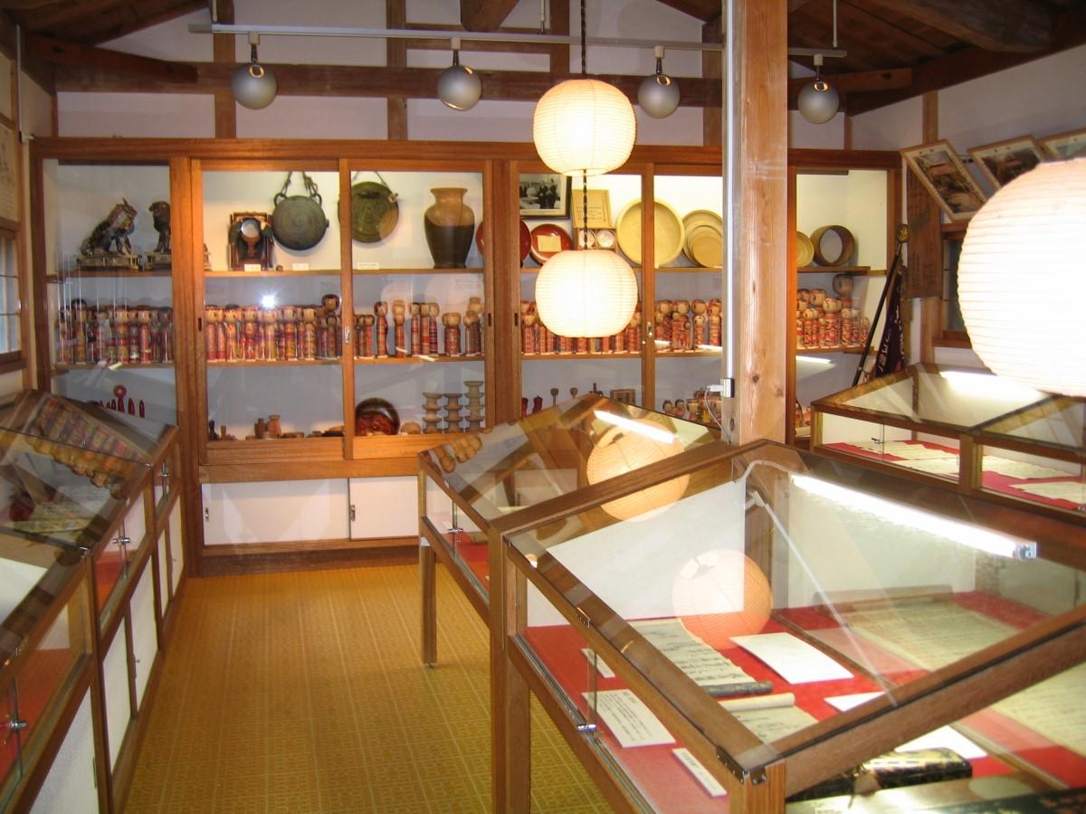木地師資料館(きじししりょうかん)