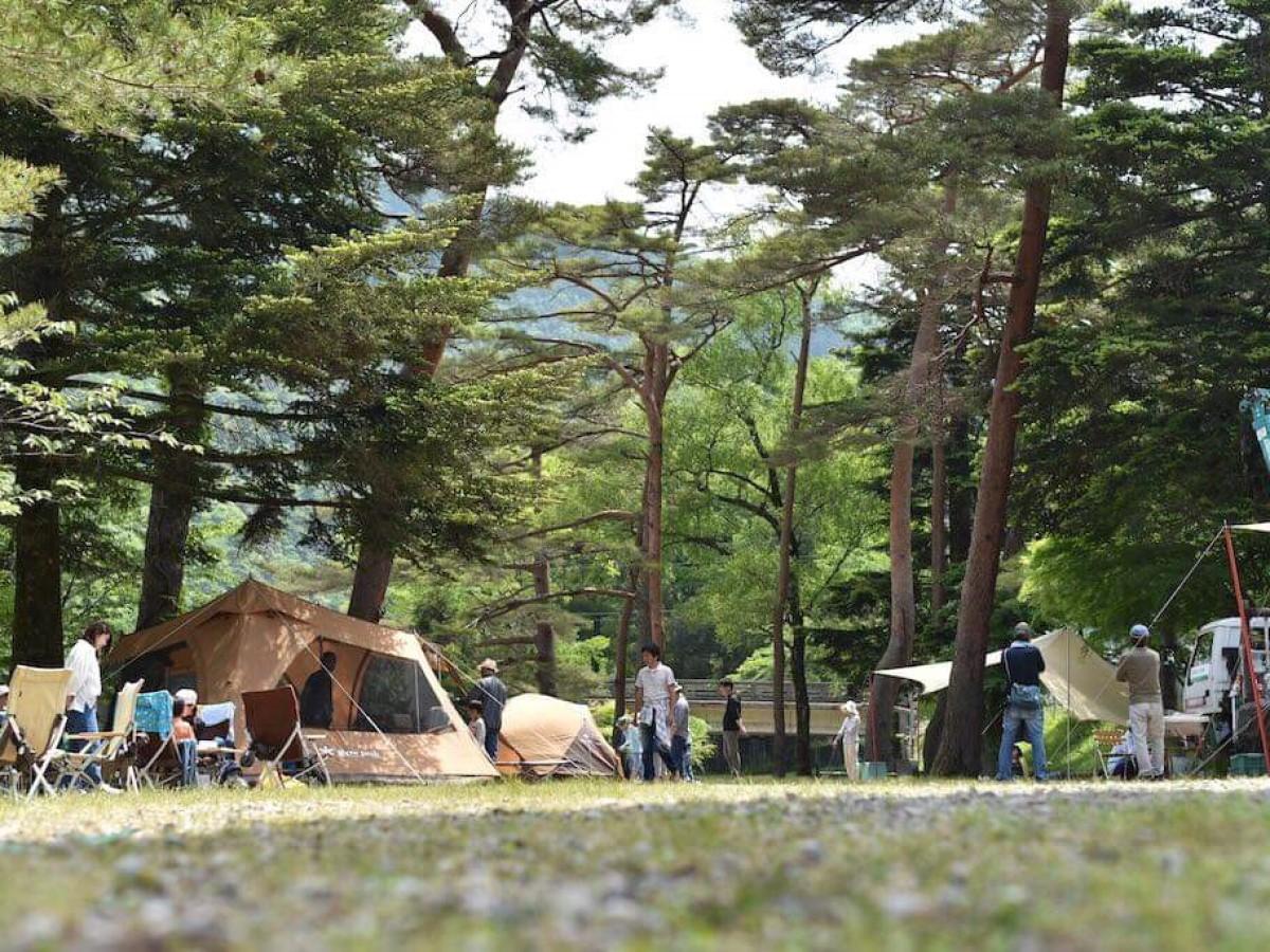 松原オートキャンプ場