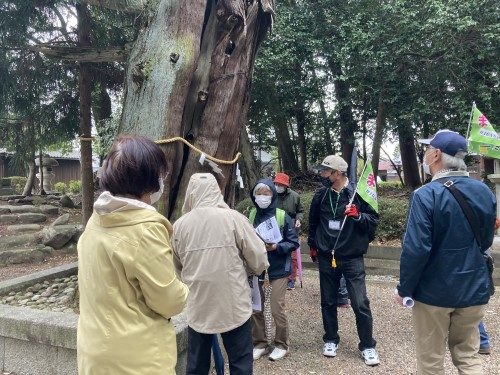 3/28 厄除け「厄神」さんの池庄郷~「池」は今、驚きの変貌を?!~