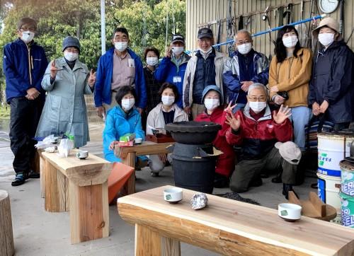4/17 菜の花の黄色い絨毯を歩く!SDGsツアー